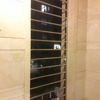 نرده استیل پنجره